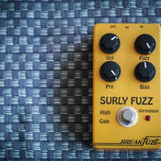 BreakFuzz Surly Fuzz germanium High Gain