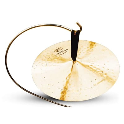 """Zildjian 16"""" K Constantinople Suspended Orchestral Cymbal"""