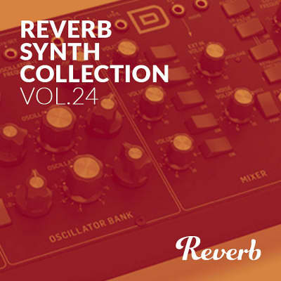 Reverb Behringer Model D Synth Collection Sample Pack by Rik Marston