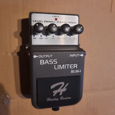 bass limiter blm1 harley benton for sale