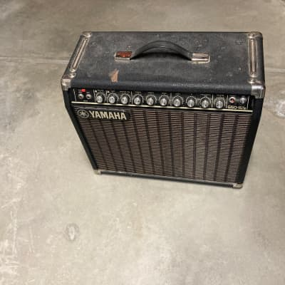 "Yamaha G50-112II 2-Channel 50-Watt 1x12"" Guitar Combo 1980 - 1985"