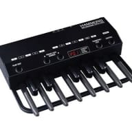 Hammond Suzuki USA 	XPK-100  13-Note MIDI Pedal Board for XK-1, XK-2, and XK-3 Keyboards, Black