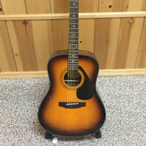 Yamaha F325-TBS Dreadnought Acoustic Guitar Tobacco Brown Sunburst