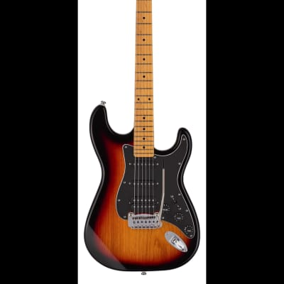 G&L Tribute Legacy HB 2019 3-tone Sunburst for sale