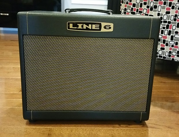 Line 6 DT25 1X12 Extension Guitar Speaker Cabinet | Reverb