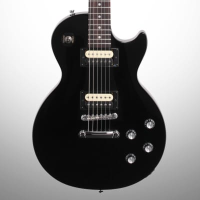 Epiphone Les Paul Studio LT Electric Guitar, Ebony