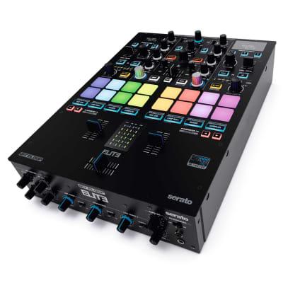 Reloop ELITE Serato DJ Mixer w/ Serato DJ Pro And FREE Control Vinyl Included