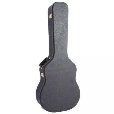 On-Stage GCA5000B Black Acoustic Guitar Case