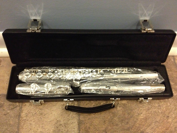 new gemeinhardt 2sp silver plated flute reverb. Black Bedroom Furniture Sets. Home Design Ideas