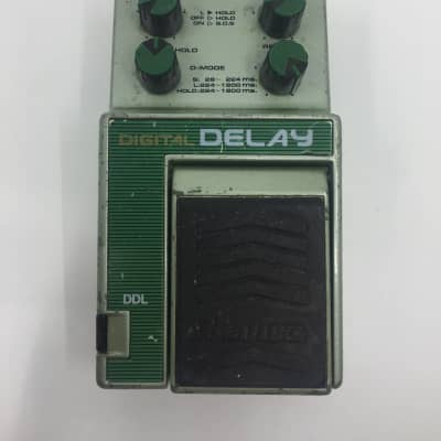 Ibanez DDL Digital Delay 1980s Black