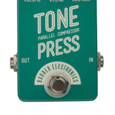 Barber Electronics Tone Press, Brand New With Warranty! Free 2-3 Day Shipping in the U.S.!
