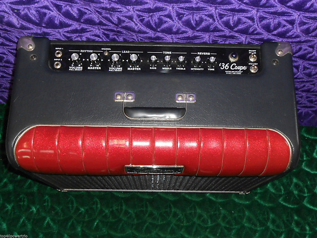 kustom 39 36 coupe 36 watt all tube guitar amp made in usa reverb. Black Bedroom Furniture Sets. Home Design Ideas