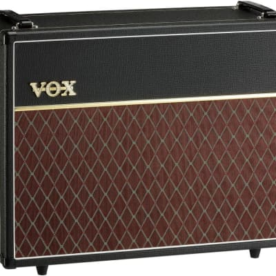 Vox V212C Extension Cabinet Guitar 2x12 Cab for AC15CH/AC30CH