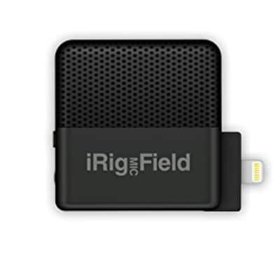 IK Multimedia iRig Mic Field Moble iOS Mic w/ Lightning