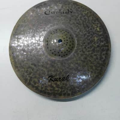 Turkish Cymbals  Custom Series 12-inch  (397gr.)  Kurak Splash * K-SP12