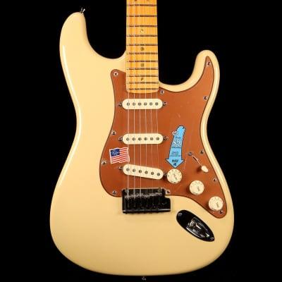 Fender American Deluxe V-Neck Stratocaster Honey Blonde 2005