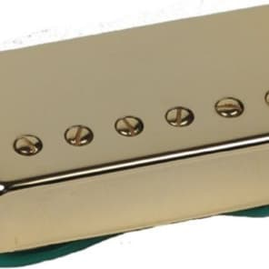 Mighty Mite Gold Covered Vintage Bucker Guitar Style REAR Pickup NEW MMHA-R/G for sale