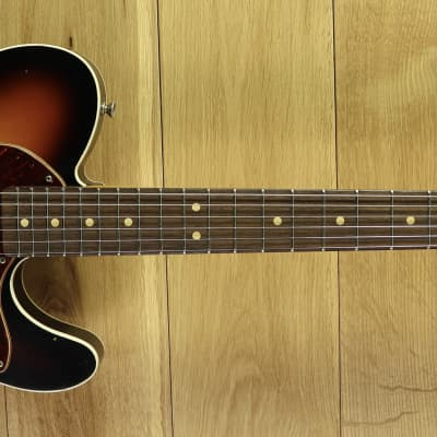 Fender Custom Shop Ltd Edition 60s Tele Custom Journeyman Relic 3 Tone Sunburst CZ541140 for sale