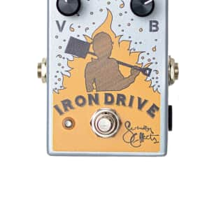 NEW OLD STOCK! Swindler Effects Iron Drive
