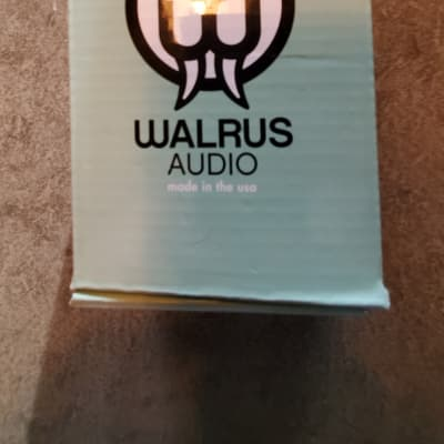 Walrus Audio Julia Chorus/Vibrato/2016/v3