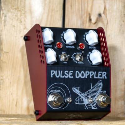 ThorpyFX Pulse Doppler Analog Phaser, Vibrato, Trem, New (Authorized Dealer) for sale