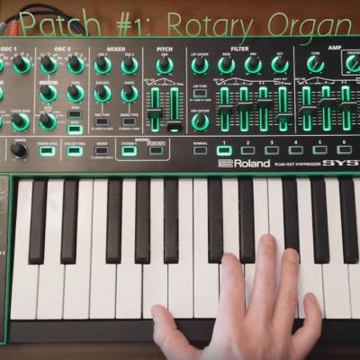 Roland SYSTEM-1 Sound Bank Vol. 2