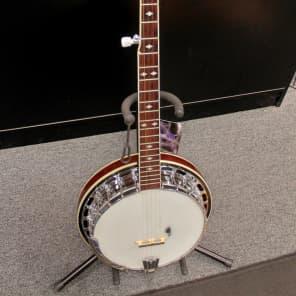 Gold Tone BG-250F Bluegrass 5-String Banjo w/ Flange, SMP+ Pickup