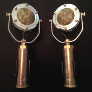 Ear Trumpet Labs Edwina Large Diaphragm Cardioid Condenser Microphone Stereo Pair