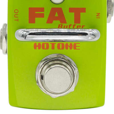 Hotone Hotone Skyline FAT Buffer Preamp Boost Guitar Effects Pedal for sale