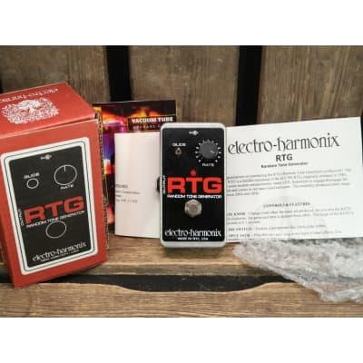Electro-Harmonix EHX RTG Random Tone Generator for sale