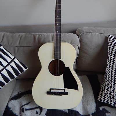Vintage 60's Chris Adjustomatic Hootenanny Anny Tenor guitar