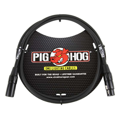 Pig Hog PHDMX5 5ft DMX Lighting Cable