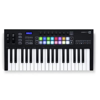 Novation Launchkey MK3 37-Key USB MIDI Keyboard Controller
