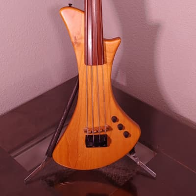 Zeta Electric Upright Bass Crossover - 1998 Natural for sale