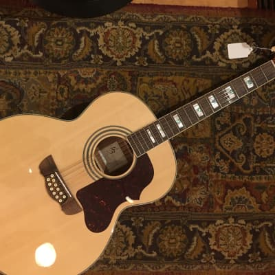 Harley Benton Custom Line 12-String - CLG 412e for sale