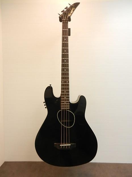 kramer ferrington vintage 1987 88 kfs 2 acoustic electric reverb. Black Bedroom Furniture Sets. Home Design Ideas