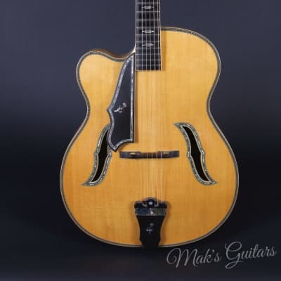Bozo Poduvanac Custom Archtop Guitar - Left-handed for sale