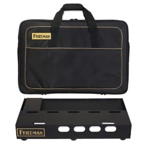 Friedman Tour Pro 1525 Pedal Board w/ Riser, Bag