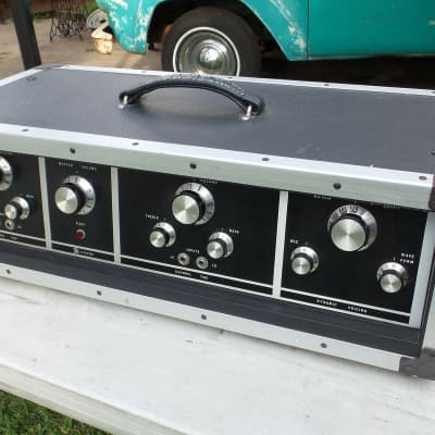 SG Systems SG-100 tube amplifier bass amp (needs repair) for sale