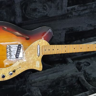 Fender Classic Series '69 Telecaster Thinline for sale