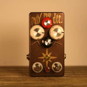 Hungry Robot Pedals The Starlite V.2 Modulating Tap Tempo Reverb