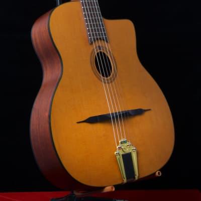 Cigano GJ-10 Acoustic Gypsy Jazz Guitar for sale