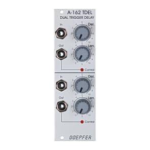 Doepfer A-162 TDEL Dual Trigger Delay