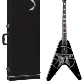 Dean EPV Eric Peterson Signature V Black Graphic