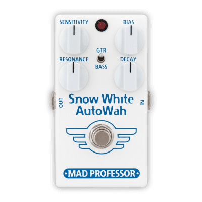 NEW MAD PROFESSOR SNOW WHITE AUTOWAH (GB) for sale