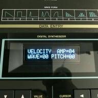 Oled Display Upgrade - Casio CZ-1 Oled Display Upgrade