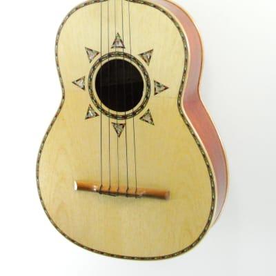 Candelas V Especial Vihuela 2012 Tacote/Cedar with hardshell case