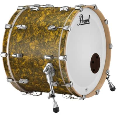 Pearl Music City Custom 24x16 Reference Series Bass Drum ONLY w/o BB3 Mount RF2416BX/C420