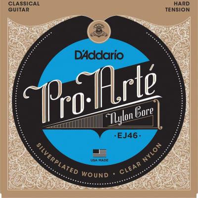 D'Addario EJ46 Hard Classical Strings
