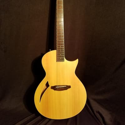 ESP LTD  ARC-6 2014 Natural Thinline Acoustic for sale